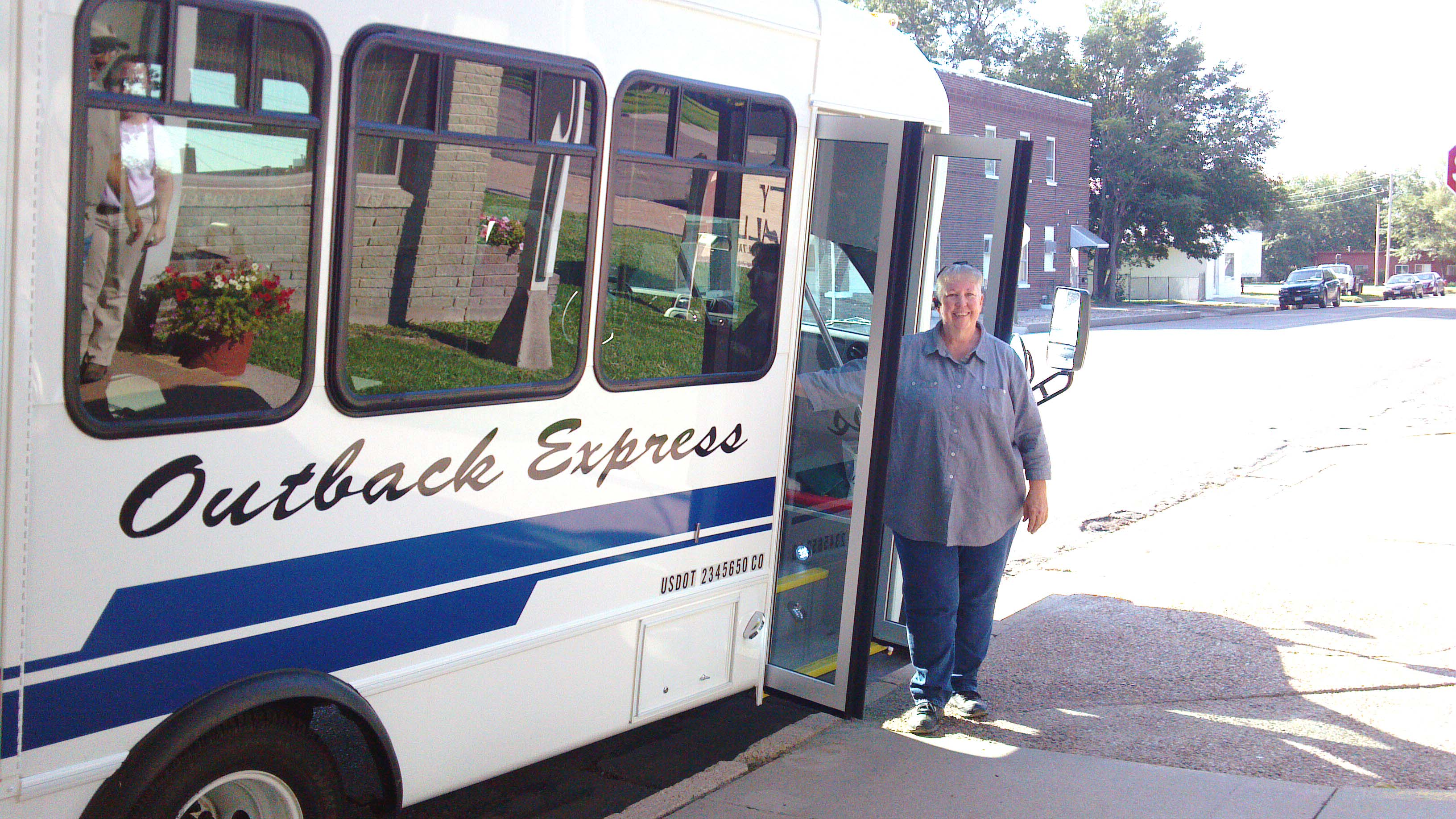 Outback Express Bus